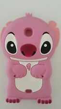CA-PHONECASEONLINE SILICONE CASE STITCH PINK PARA WIKO BLOOM