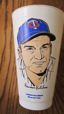 1972 7-Eleven Baseball Slurpee cups Harmon Killebrew Seven-11 Minnesota Twins
