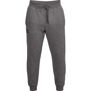 Under Armour 1320740 Men's UA Rival Fleece Joggers Athletic Loose Running Pants