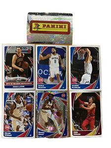 Panini NBA Basketball Stickers 2020-21 Pick 20 for 7.50 updated 9/12