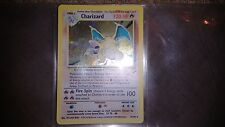Charizard holographic 1999 - mint, 4/130