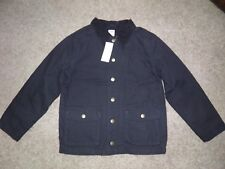 "GYMBOREE ""Bike Explorer"" Lined Fall Jacket Size L(10-12)~ NEW!"