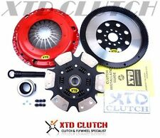 XTD STAGE 3 CLUTCH & PRO-LITE FLYWHEEL KIT VW TDI 1.9T G60 TDI