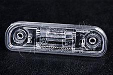 Genuine Rear License Plate Light Lens 1pcs Fits Mercedes W126 1971-1991