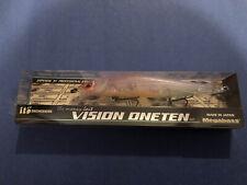 Megabass Vision 110, OneTen, GLX Northern Reaction Super Rare Limited Color, NIB