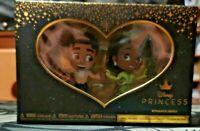 Funko Disney Romance Series NAVEEN & TIANA Mini Vinyl Figure Princess & the Frog