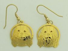 Cavalier King Charles Spaniel Jewelry Earrings by Touchstone Dog Designs