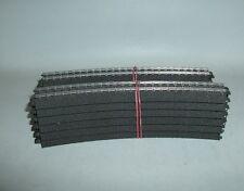 12 Märklin H0 24130 C - Gleis Gleise Schienen gebogen neuwertig