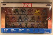 """Marvel Superhero's Nano Metal Die-Cast Figures 1.65"""" 20-Pack  Brand New In Box"""
