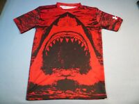 Under Armour Compression Shark Jaws BRAND NEW athletic shirt UA Performance top