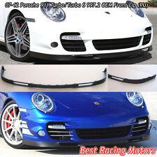 07-12 Porsche 911 Turbo OE Style Front Lip (Urethane)