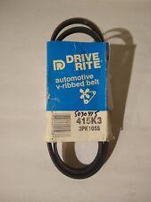 Drive Rite Automotive Serpentine Belt Part # 415K3