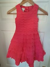 Monsoon Dress Age 3/4/5, Pink, Occasion, Wedding, Christening, Christmas Party