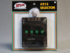 ATLAS HO SELECTOR operate & control 2 trains couples 220 ho track atl 215 NEW