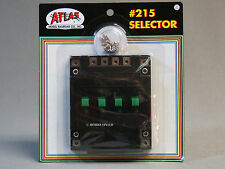 Atlas Ho Selector operate & control 2 trains couples ho track atl 215 New