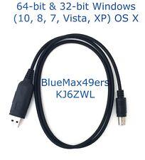 USB Yaesu Programming Cable 8-pin mini din CT-62 CT-62p