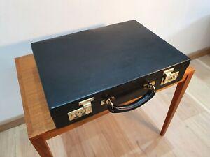 Vintage Swaine Adeney Brigg briefcase / attache case