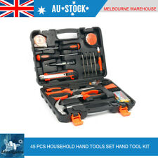 45 Pcs General Household Hand Tool Set Great Value Hand Tools Kit Car Repair