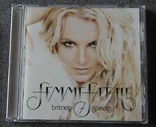 Britney Spears, femme fatale, CD