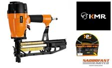 T-NAILER AND STAPLER COMBINATION TOOL - KMR 3718 WITH 10M AIR HOSE