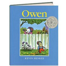Owen by Kevin Henkes (Hardcover) NEW