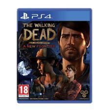 The Walking Dead Telltale Série The New Frontier Jeu PS4