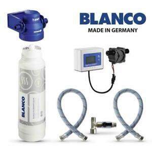 Untertisch-Wasserfilter: Mehrstufen-Filterkartusche BLANCO 525273, BWT Filterkop