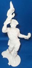 Great Nymphenburg Porcelain Falconer Figurine Figure Porzellan Falkner Figur