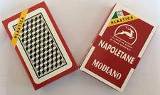 MODIANO Carte Napoletane 100% plastica