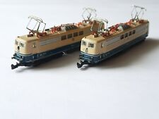 "Z, 1 E-Lok ""Güterzuglokomotive"", Märklin, 8858, NEUHEIT von 1976!!"