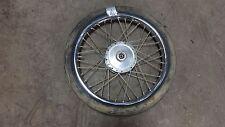 """1968 kawasaki ga2 90cc S382-6~ front wheel rim 18"""""""