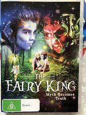 The Fairy King Myth Becomes Truth DVD 2002 PAL G Rated Pre-owned Tested.