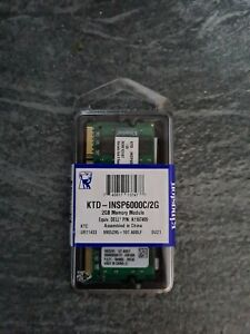 Kingston 2GB PC2-5300 DDR2 SDRAM DIMM (Dell Inspiron) KTD-INSP6000C/2G