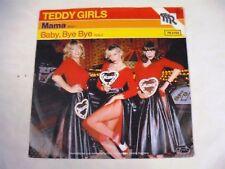 TEDDY GIRLS  Mama  7 SP