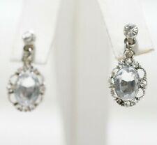 Joseph Esposito Ashley Classics -  Crystal Dangling Earrings