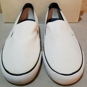 New Cole Haan Sporting #02298 8.5M White (6517)