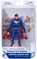 JUSTICE LEAGUE WAR SUPERMAN 7 inch Action figure DC COMICS movie collectible new