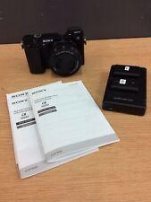 Sony Alpha A6000 24.3MP Digital Camera with 16-50mm Lens -4969 Clicks