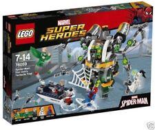 LEGO - Super Heroes - Spiderman Doc Ock's Tentacle Trap - 76059 - 446 Pcs