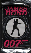 JAMES BOND UNOPENED PACK OF 12 ECLIPSE TRADING CARDS 1993
