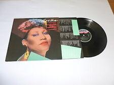 ARETHA FRANKLIN - Aretha - Original 1986 German 9-track vinyl LP