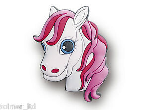 1 pc x Kids Childrens Novelty Wardrobe Drawer Cabinet Cupboard Pony Handles Knob