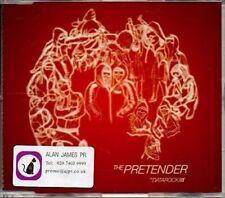 (546Z) Datarock, The Pretender - DJ CD