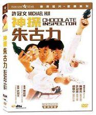 "Michael Hui ""Chocolate Inspector"" Anita Mui HK 1986 Classic Remastered DVD"