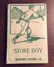 The Store Boy (Undated, Hardcover) Horatio Alger Jr PreOwnedBook.com
