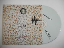 "WATER LILY : 13 th FLOOR ""TIME TO GO"" [ CD ALBUM ] ~ PORT GRATUIT"