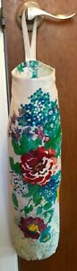 Pioneer Woman Country Garden Handmade Plastic Bag Holder Made New Free Shipping