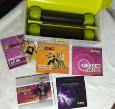 Zumba Fitness Join the Party DVD Weight Kit Total Body Transformation System