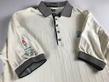 AT&T Olympic Polo Shirt VTG 1996 Mens SZ M/L Atlanta Georgia USA Made Centennial