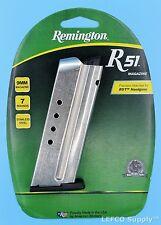 Remington R51 Steel Magazine 7-Round RD 9mm Genuine OEM Mag Clip 17696 NEW